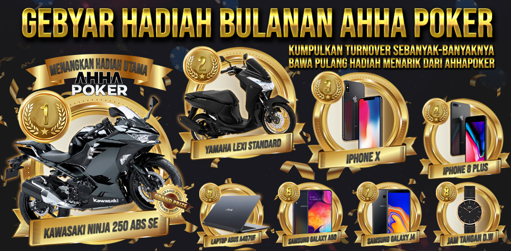 AHHAPOKER – IDN Poker Online Berbasis Website & Mobile